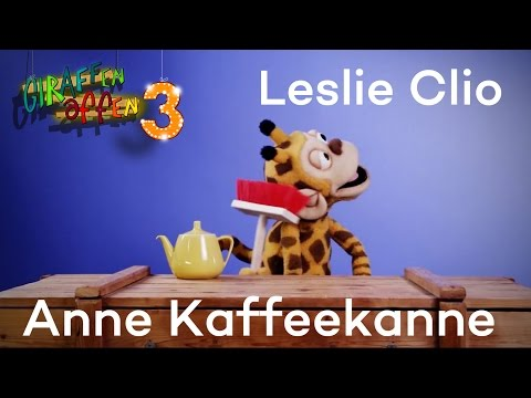 Giraffenaffen 3: Leslie Clio -