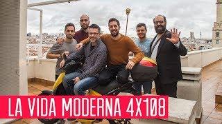 LVM 4X108   VERY IMPORTANT PROGRAM UH UH  *************************************************************** Menú del día  1) Los monólogo  2) Héctor de Miguel Martín, Salamanca, 1977   3) Juan Ignacio Delgado Alemany, Granadilla de Abona, 1973  4)  #LaVidaModerna es que el yayo te ayude a cruzar la calle mientras tú tuiteas (Autor:  Benji  @benja0409) https://twitter.com/JoannaMaktub/status/973629583705759744   Músicas de hoy: Joker and the thief, de Wolfmother When electricity came to Arkansas, de Black Oak Arkansas  Amos Moses, de Jerry Reed  Señora azul, de Cánovas, Rodrigo, Adolfo y Guzmán  Main Offender, de The Hives   Si tienes más dudas, estamos en Spotify: https://open.spotify.com/user/lavidamodernaser    *************************************************************** Si quieres venir de público, esto te interesa: http://cadenaser.com/programa/2017/09/19/videos/1505808171_331719.html  Podéis dar la turra también en: Cadena SER: http://cadenaser.com/programa/oh_my_lol/la_vida_moderna/ Facebook: https://www.facebook.com/LaVidaModernaOML/ Twitter:  https://twitter.com/VidaModernaOML Instagram: https://www.instagram.com/la_vida_moderna/ Spotify: https://open.spotify.com/user/lavidamodernaser   Descarga la app en tu móvil o tablet: Enlace Itunes Store: https://goo.gl/dBLXOz Enlace Google Play: https://goo.gl/8oVRwZ  Enlaces podcast Podcast Itunes: https://goo.gl/IcGh8w RSS: http://goo.gl/FLO3ze