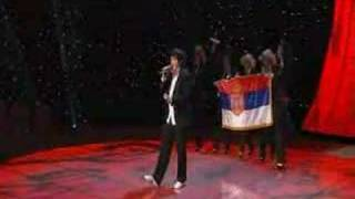 Serbia - End performance