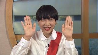 Intervieww/actressSakuraAndo/女優・安藤サクラさんにインタビュー!