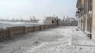 Constanta Casino View - After Storm