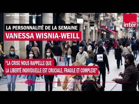 Vidéo de Vanessa Wisnia-Weill