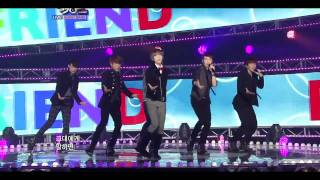 [111209] Boyfriend - I'll Be There (Comeback Stage)
