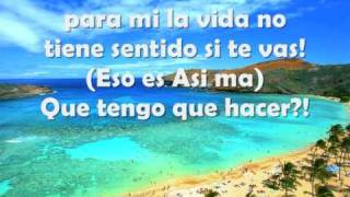 Que Tengo Que Hacer (Remix) - Daddy Yankee ft  Jowell y Randy -- LETRA --