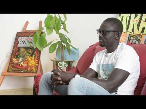 Ana Cacopardo entrevista a Cheikh Gueye, referente de la comunidad senegalesa