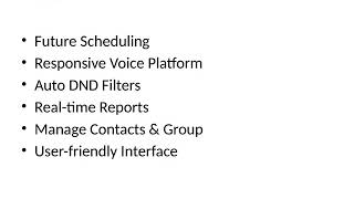 Outbound Dialer Solutions
