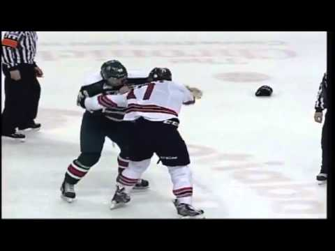 Yanick Turcotte vs Brandon Vuic