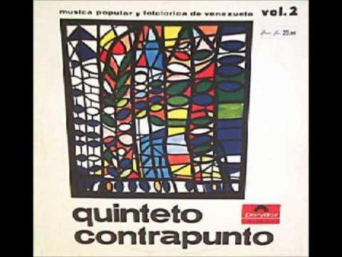 Quinteto Contrapunto - Música Popular y Folclórica de Venezuela vol. 2