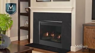 Majestic® Mercury Gas Fireplace