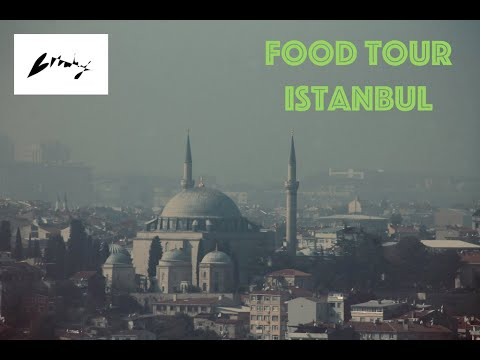 FOOD TOUR #6    ISTANBUL Incredible Turkish food Cag Kebap, Testi Kebab, Kaymak, Bardak Tursu Suyuna