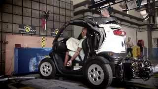 Euro NCAP | 2014 Safety of Quadricycles