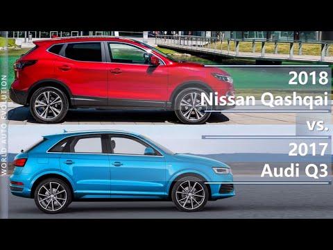 Audi  Q3 Паркетник класса J - тест-драйв 5