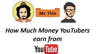 How Much Money BB Ki Vines & CarryMinanti Earns From YouTube  Income Of All Youtubers Explained