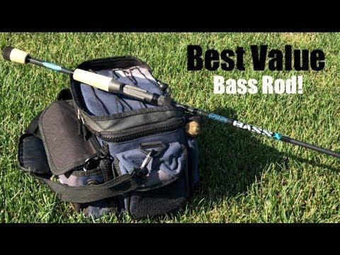 St Croix Bass X Casting Rod Review  – BXC68MXF
