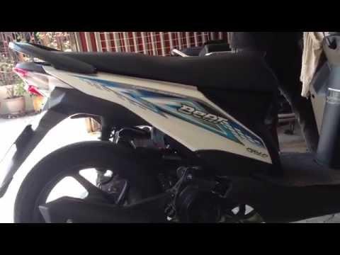 Honda Beat 110 Fi 2015 - Honda Beat eSP Fi 2015