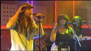 ZIGGI RECADO LIVE ON DWDD ( DUTCH TV ) 'MARY'....