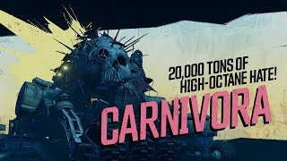 Borderlands 3 – Carnivora Vehicle Boss Fight - 20.000 Tonnes of High Octane Hate!