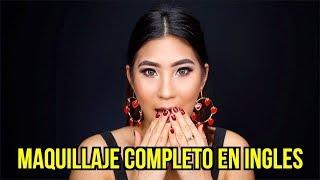 RETO - OMG!! TUTORIAL DE MAQUILLAJE TODO EN INGLES 😱 | Carol Chang