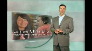 Clearview Laser Vision Correction Patient - Chris and Ello