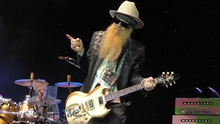ZZ Top - CHEAP SUNGLASSES - Nuremberg 08.07.2016