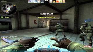 Your account is now ESEA and VAC banned