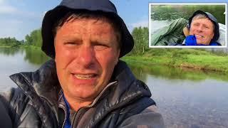 Щугор река рыбалка