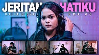 Chord Kunci Gitar 'Jeritan Hatiku' - Kalia Siska feat. Ska 86: Ingin Ku Pergi, Tapi Tak Bisa Ku Lari