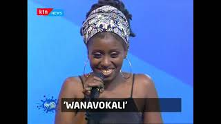 Wanavokali represents Kenyan brand | YOUTH CAFE