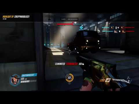 Overwatch Ashe highlight #2