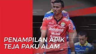 Robert Alberts Puji Penampilan Apik Teja Paku Alam saat Jaga Gawang Persib Bandung