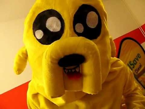 Adventure Time Jake Kostüm Cosplay
