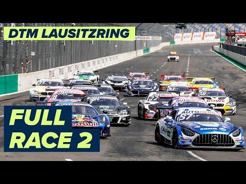DTM ラウジッツリンク(ドイツ) レース2のフルレース動画