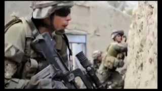 Смотреть онлайн Съемки боевых операций в Афгане