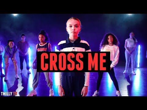 Ed Sheeran - Cross Me - Dance Choreography By Jake Kodish