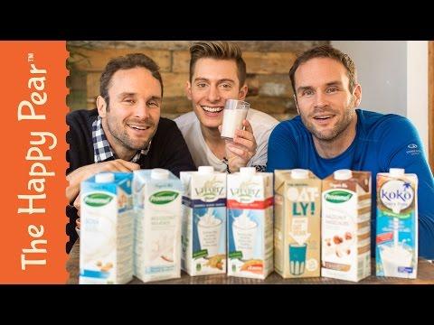 Best non dairy milk? w/ Riyadh K