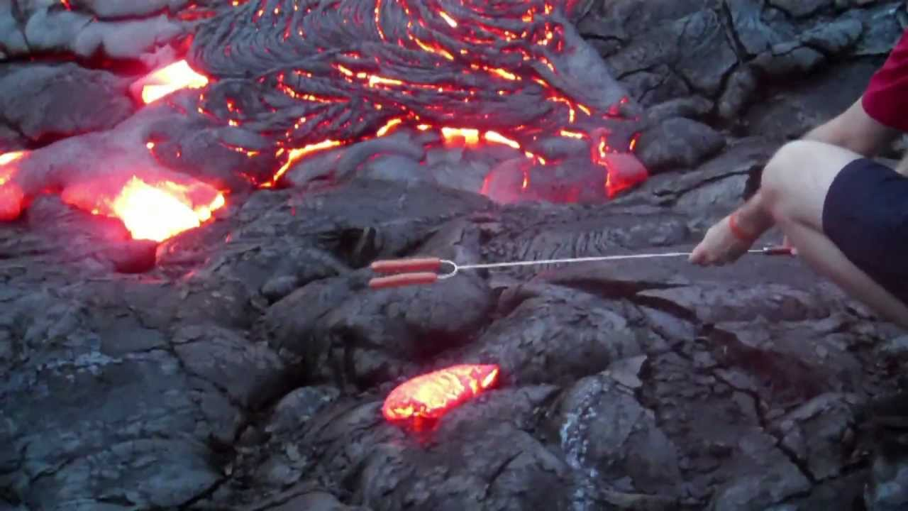 What Do Chip Designers Do In Their Spare Time? Pick Up Lava With A Shovel