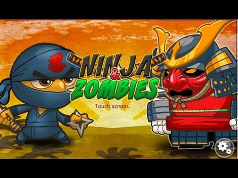 Video of Ninja and Zombies