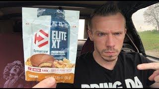 Honest Reviews: Dymatize Elite XT Protein Powder - Chocolate Peanut Butter (Supplement Review)