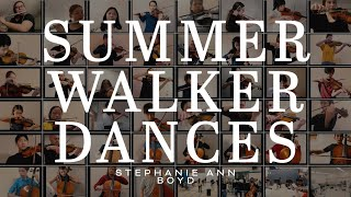 Youth Concert Orchestra – Summer Walker Dances