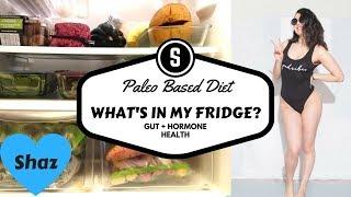 WHAT'S IN MY FRIDGE - PALEO/CANDIDA   My Gut + Hormone Health Staples