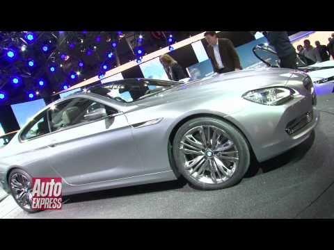BMW 6 Series at the Paris Motor show 2010 - Auto Express
