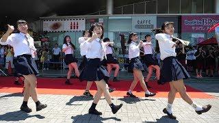 [4k 60p] 海老名高校 ダンス部 - U.S.A.
