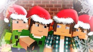 Minecraft Animação - PEGADINHA DE NATAL !! (Minecraft Animation)