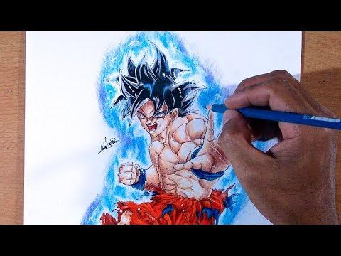 Goku Ultra Instinto Doctrina Egoista O Miggate No Gokui