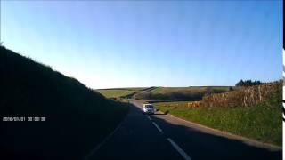 A39 Kilkhampton - Bude Crazy Overtake