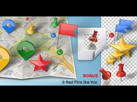 Map Generator with Real 3D Markers - Free Download After