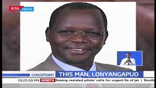 This man, Prof. John Lonyangapuo