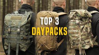 Savotta, Tasmanian Tiger & Berghaus -  Outdoor & Military Daypacks - Top 3