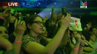 Anastacia - One Day In Your Life @ Muz-TV Awards 2010