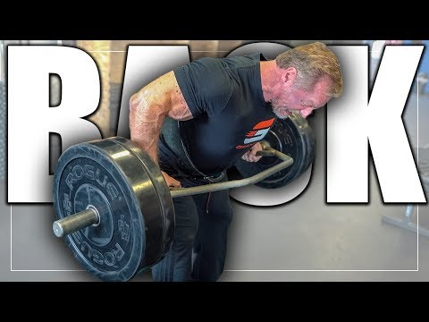 Trap Bar Row for a Wide Back | Exercise Index